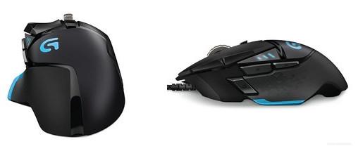 souris gamer G502