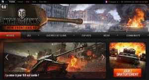 World of tanks gratuit