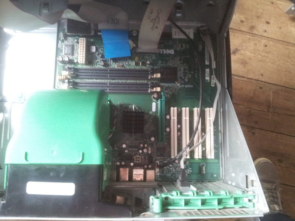 serveur Dell Optiplex
