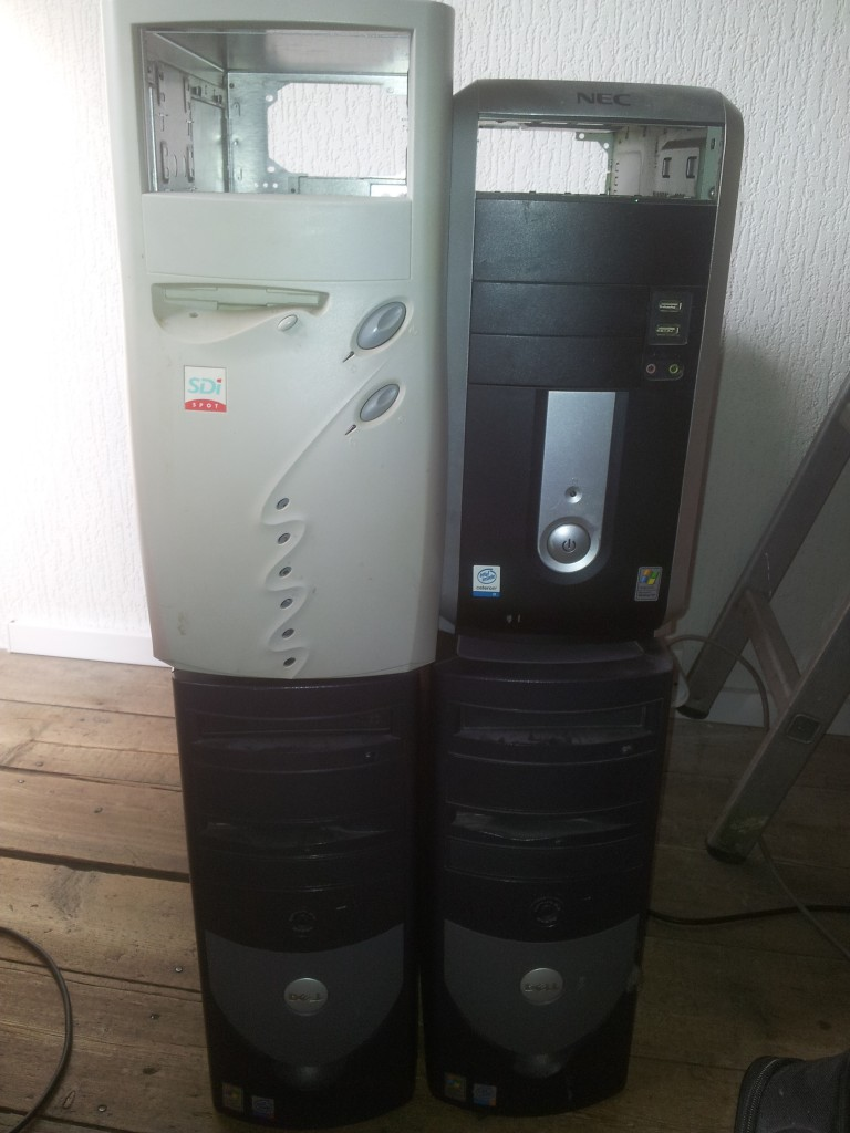gx 260 et gx 270 dell optiplex