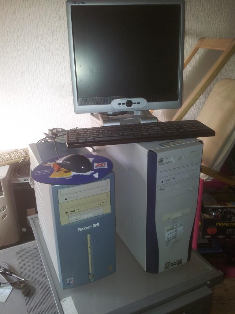 2 petites configurations PC prête à l'emploi